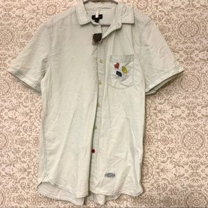 CPO Provisions Urban Outfitters Short Sleeve Shirt